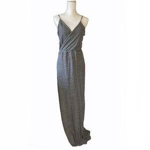 NWT CHASER CROSS OVER STRAPPY BOHO MAXI DRESS